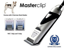 FOX Terrier Dog Grooming Clippers Set Si Adatta Oster ANDIS A5 lame da Masterclip