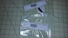 New Pitney Bowes purge unit Gasket Kit* For Dm100-Dm200-Dm225-Dm300-D m400*