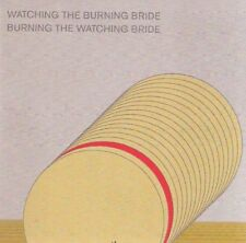 ASMUS TIETCHENS & TERRY BURROWS watching the burning bride / burning ...  2CD