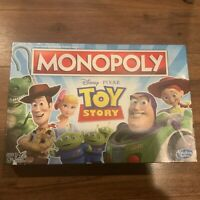 Hasbro Monopoly Disney PIxar TOY STORY Board Game Family Ages 8+ NEW & SEALED