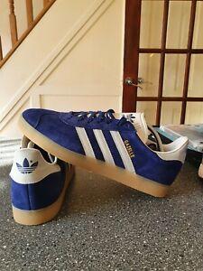 Adidas Gazelle Trainers Size Uk 10