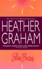 Slow Burn by Heather Graham (2001, Paperback)