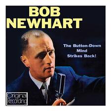 Bob Newhart - The Button Down Mind Strikes Back CD