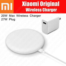 Original Xiaomi Mi 9 Mix 3 2S 20W Wireless Charger 27W Power / Wall Charger