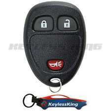 Replacement for Chevrolet HHR - 2006 2007 2008 2009 2010 2011 3btn Entry Remote