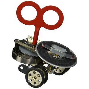 Kikkerland Sparklz Wind Up Toy Gear Box Gadget Creature Office Desk Toys