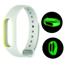 Replacement Sport TPU Fitness Band Wristband Strap For Xiaomi Mi 2 Band B QA