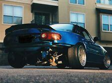 Na / Nb Mazda Miata Ducktail Duckbill Trunk Spoiler (Fits: Mazda)