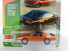 2017 Johnny Lightning *CLASSIC GOLD 2B* RUSSET 1986 Pontiac Firebird T/A *NIP*