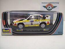 Audi Sport quattro SWB #6, RAC Rally 1984, Revell Slotcar 1:32, OVP