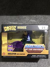 Dorbz Skeletor With Panthor Funko SDCC 2017 #21 Masters Of The Universe