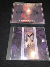 MICHAEL SCHENKER • Anthology | MSG - UFO McAuley Schenker Group 1991