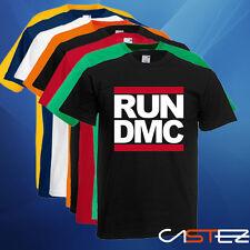 CAMISETA run dmc rap hip hop( ENVIO 24/48H) VARIOS COLORES hombre T-SHIRT