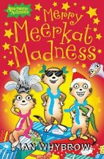 Merry Meerkat Madness (Awesome Animals) by Whybrow, Ian Book The Fast Free