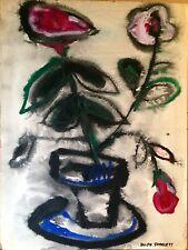 Still life watercolor by Rolph Scarlett