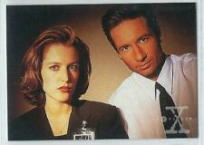 1996  X - Files  trading cards Season 3 PROMO card #P2.
