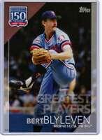 Bert Blyleven 2019 Topps Update 150 Years of Professional Baseball 5x7 #150-47 /