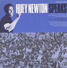 Huey P. Newton - Huey Newton Speaks [New CD]