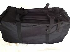 Military Army Navy Style Mossad Duffle Duffel Bag Back Pack w/ Shoulder Straps