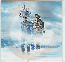 "EMPIRE OF THE SUN Alive 7"" Flexi-Disc SINGLE"