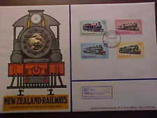 1973 HUTT COMMEMORATIVE NEW ZEALAND RAILWAY UNCIRCULATED PNC 89 ISSUE R 012 12