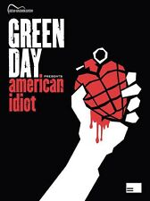 Green Day American Idiot Sheet Music Guitar Tablature Book NEW 000699779