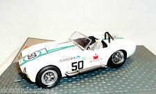NINCO CLASSIC 50585 AC COBRA COMSTOCK RACING BP 1/32 SLOT CAR