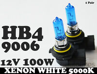 HB4 9006 12V 100W Xenon White 5000K Light Car Headlight Lamp Globes Bulb LED HID