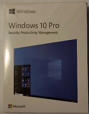 Windows 10 Pro Professional Usb 64bit (Retail Brand New) in shrink wrap