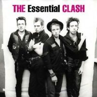 "THE CLASH ""THE ESSENTIAL CLASH "" 2 CD NEW"