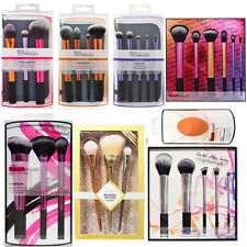 HOT Pro Real TECHNIQUES Makeup Brushes Core Collection/Starter Kit/Sam Nic Pick