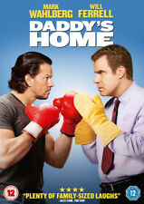 Daddy's Home DVD (2016) Mark Wahlberg, Anders (DIR) cert 12 ***NEW***