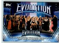 2019 WWE Womens Division Evolution #10 Ronda Rousey Becky Lynch
