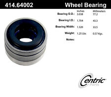 Centric Parts 414.64002E Rear Axle Repair Bearing Assembly