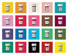 Wilton Icing Color Lebensmittelfarbe Gelfarbe Tortendeko - GROSSE AUSWAHL