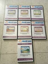 Lot 7 Daydream Education Software Interactive White Board Chart Science- 6 New