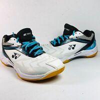 Yonex 65W 65 Wide Badminton Squash Indoor Court Shoes SHB65 Power Cushion Aqua
