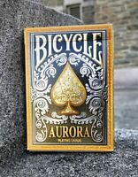 Aurora v2 Deck Bicycle Playing Cards Poker Size USPCC Custom Limited New Sealed