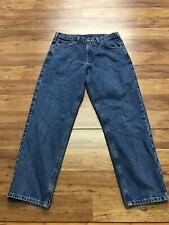 MENS 32 x 28 - Carhartt B17 Relaxed Fit Denim Jeans Pants