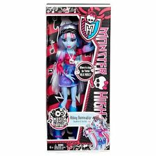 Nuovo Monster High Festival Musicale Bambola Abbey Bominable Y7692