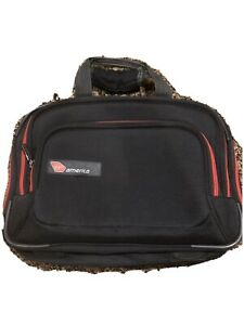 Virgin America Airlines Messenger Computer Bag Made By TravelPro