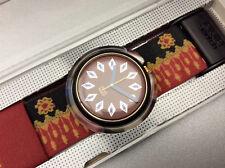 SWATCH Orologio ** pwm101-Buchara-pop watch ** NUOVO!