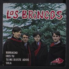 LOS BRINCOS: Borracho + 3 45 (France, PS) Rock & Pop