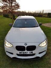 9585b33ab51 BMW 1 Series F20 Preface FRONT LIP SPLITTER 2011-2015 M-Power (carbon