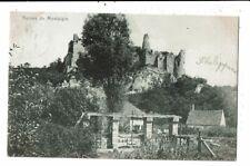CPA-Carte Postale-Belgique- Ruines du Chateau de Montaigle -1906-VM13239