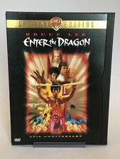 Enter the Dragon Bruce Lee (DVD, 1998, 25th Anniversary Special Edition)