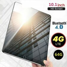 WiFi Tablet PC 10.1Inch Ten Core 4G Android 7.1 2560*1600 IPS Screen Dual SIM
