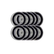 Pack 10 6801 61801 12x21x5mm 2rs Dünn Abschnitt Deep Groove Ball Bearing