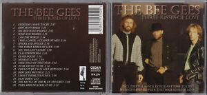 CD THE BEE GEES 20 TITRES