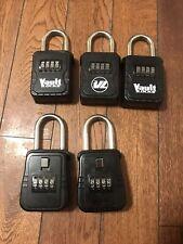 5 Vault Key Storage Lock Box Real Estate Realtor Lockbox Landlord Dog Walker